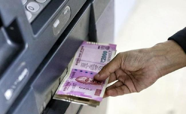 ATM Cash Withdrawal Fee Hike More From August 1 - Sakshi