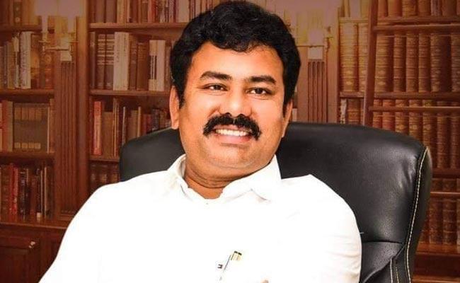 Orders Issued: KK Raju Appointed As Chairman NREDCAP - Sakshi