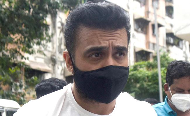 Key Points In Raj Kundra Case: 11 Members Arrested And Seized Rs 7.5 Crore - Sakshi