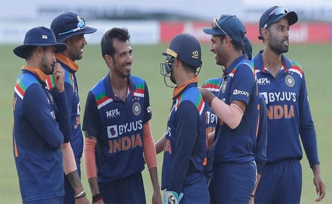 Team India Sets New World Record In ODI Cricket History - Sakshi