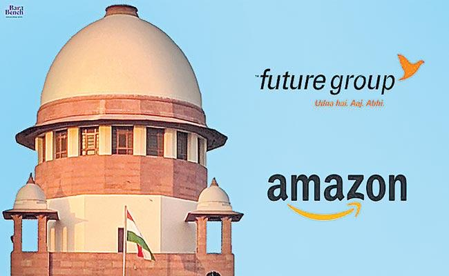 Singapore EA  Award Valid Needs Executed Amazon Tells SC - Sakshi