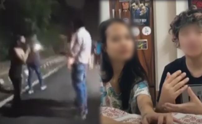 Viral: Men Indecent Behavior With North East Girls Hauz Khas Area Delhi - Sakshi