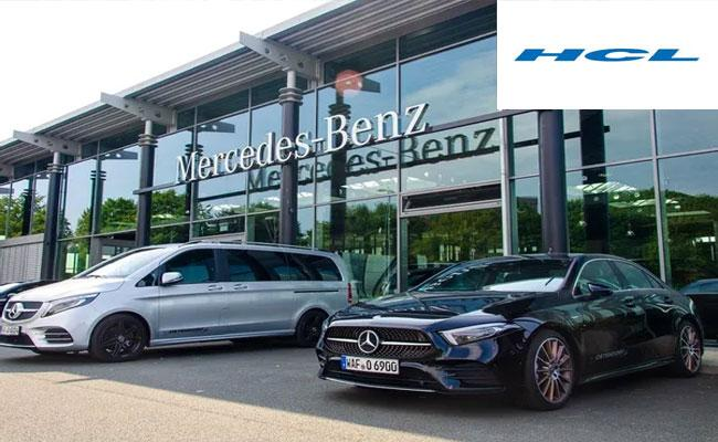 Hcl Planning To Give Mercedes-Benz As Incentive To Top Performers - Sakshi