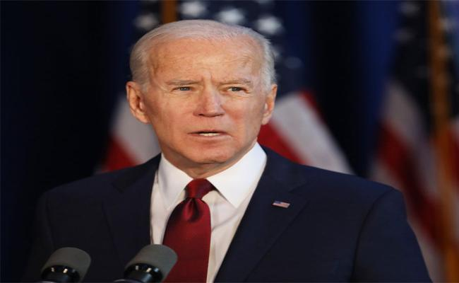 Joe Biden Govt Check To China Along With Its Allies In World - Sakshi