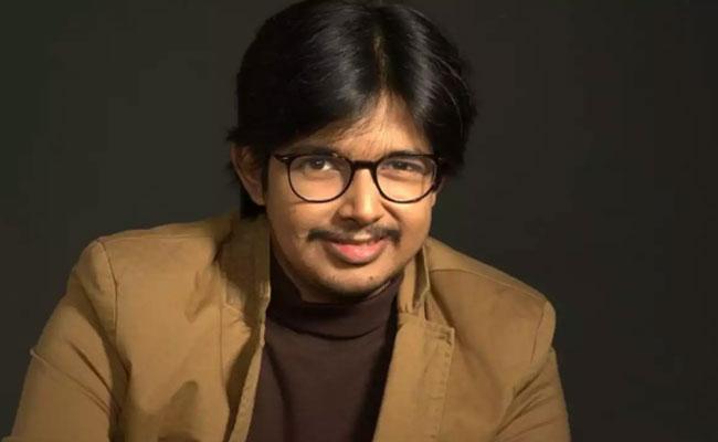 Music Director Kumar Narayanan Get Post In Tamil Nadu BJP - Sakshi