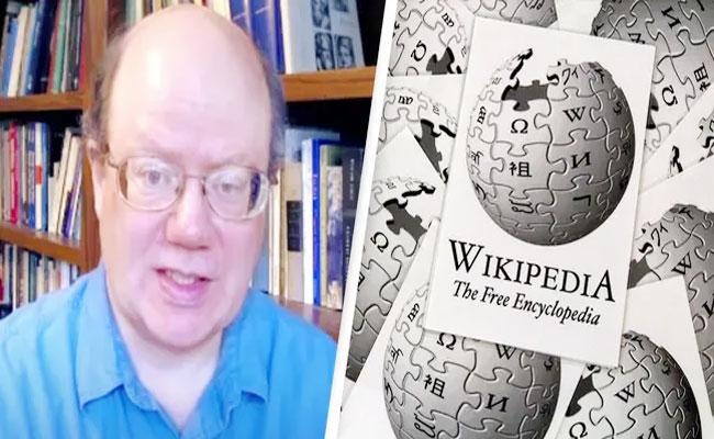 Wikipedia Co Founder Says Website Is Not A Reliable Source Of Truth - Sakshi