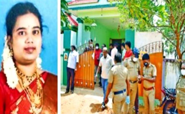 Engineering Graduate Mentally Disabled Daughters Assassinate Mother - Sakshi