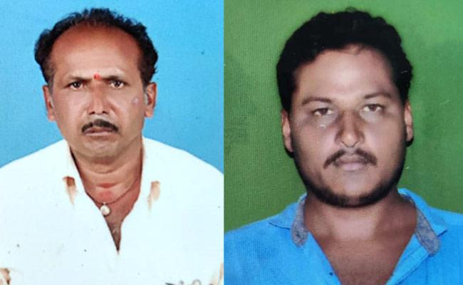 Two Friends Commit Lost Breath In Prakasam District - Sakshi