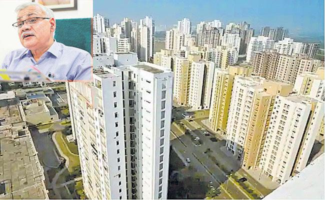 Property market to touch USD 1 trillion by 2030 - Sakshi
