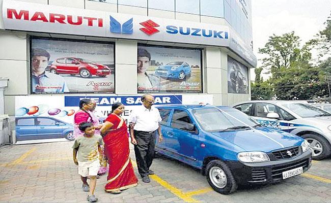 Maruti Suzuki drives past 5 million sales in rural India - Sakshi