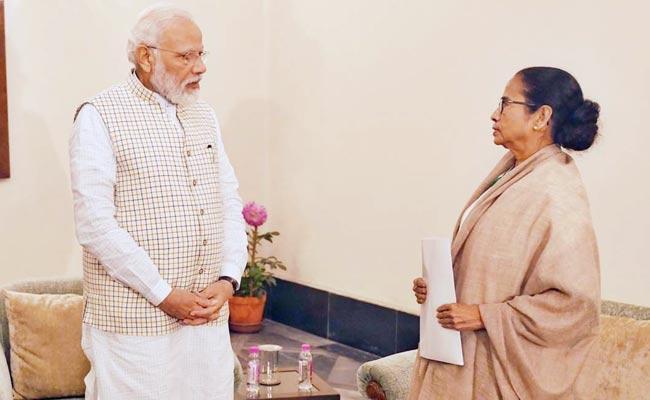 CM Mamata Benarjee Likely To Meet PM Narendra Modi On July 28 - Sakshi