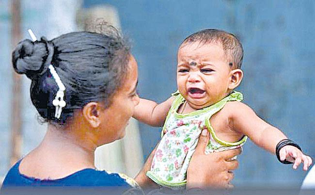 1. 5 million children lose family members or caregivers due to Covid-19 - Sakshi