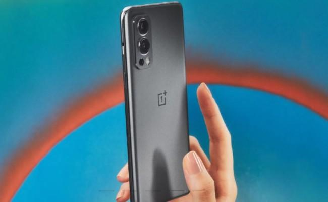 OnePlus Nord 2 5G Launched With Triple Rear Cameras - Sakshi