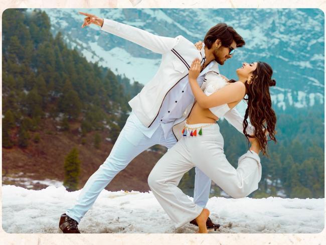 Srikanth Son Roshan Pelli Sandadi Movie Release On September - Sakshi