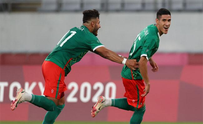 Tokyo Olympics: Mexico Soccer Stuns France By Beating 4-1, While Egypt Spain Match Ends In Draw - Sakshi