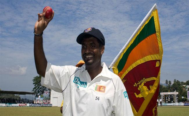 On This Day In 2010: Legendary Spinner Muttiah Muralitharan Scripted History By Taking 800th Test Wicket - Sakshi