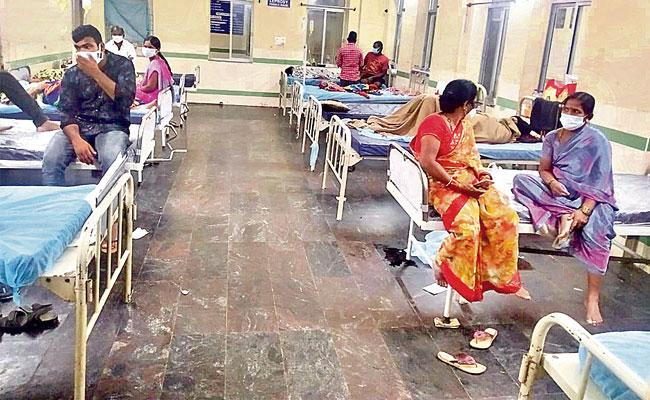 Hyderabad: Black Fungus Meaning Post Covid Patients Severely - Sakshi