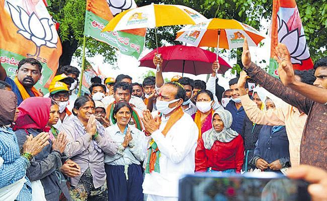 Etela Rajender Fires On CM KCR - Sakshi