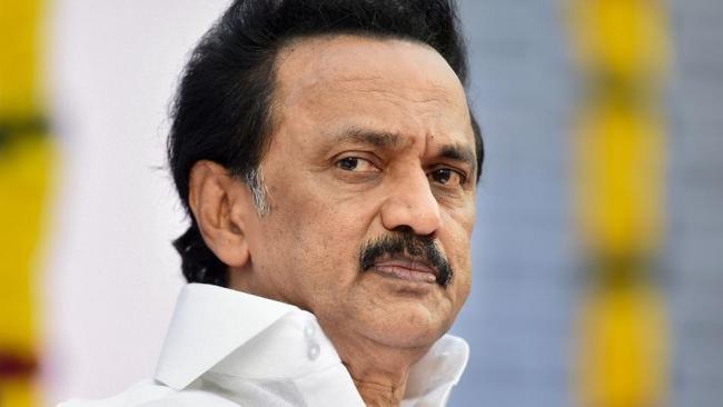 Tamil Nadu AIADMK Ex MP Govindaraj Joins In DMK - Sakshi