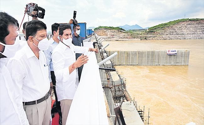 Kovvuri Trinath Reddy Article On Polavaram Project - Sakshi