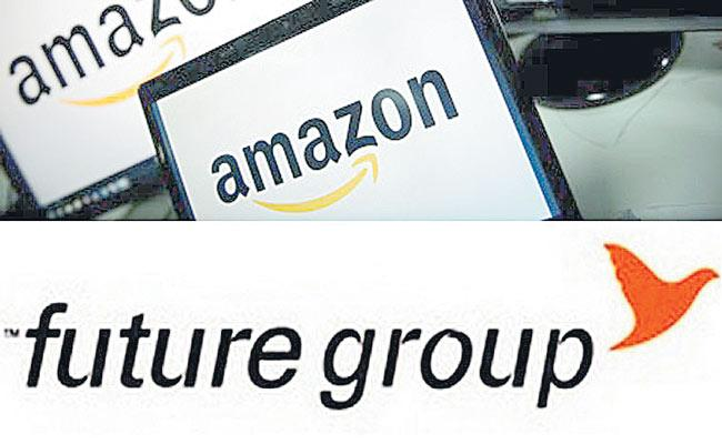 Amazon held back facts in Future group deal says CCI - Sakshi