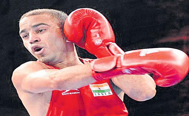 Amit Panghal, three other Indian boxers receive byes - Sakshi