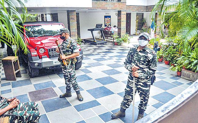 Income Tax raids at media group Dainik Bhaskar premises across country - Sakshi