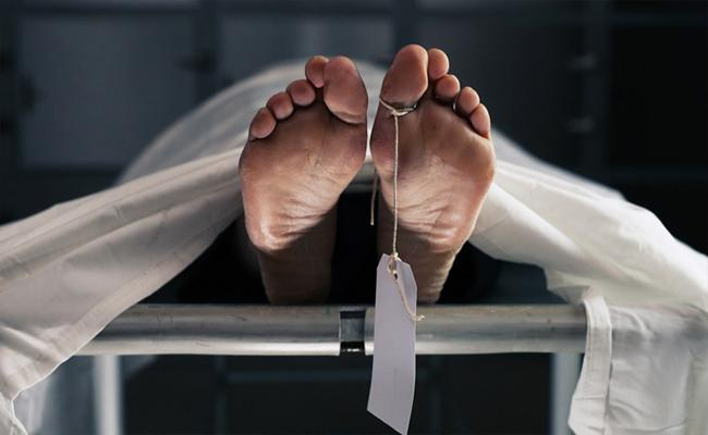 Husband Lost Life After Wife Went To Native Palce - Sakshi
