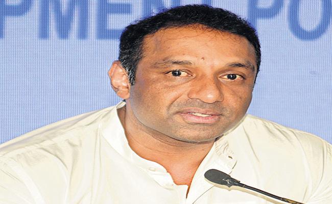 Mekapati Goutham Reddy Says Digital Employment Exchange starts July 15th - Sakshi
