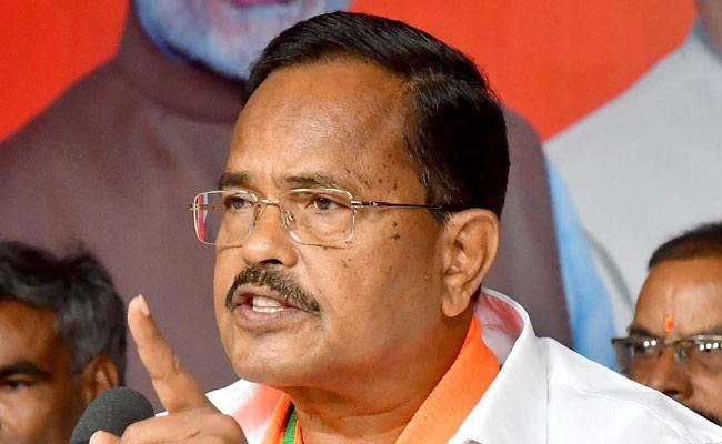 Motkupalli Narasimhulu Comments After Resignation - Sakshi
