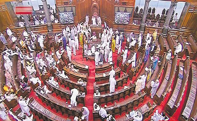 Parliamentary panel likely to question officials on Pegasus - Sakshi