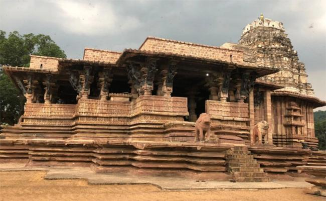Key Suggestions From Unesco About Ramappa Temple For World heritage Sites Scrutiny - Sakshi