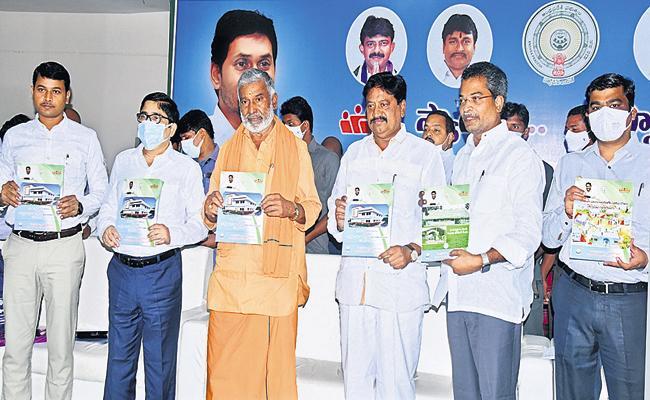 Peddireddy Ramachandra Reddy Comments On Welfare Schemes In AP - Sakshi