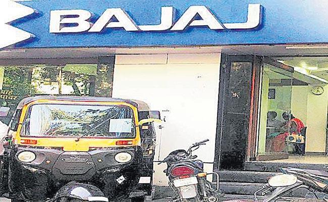 Bajaj Auto reports PAT of INR 1,170 crore in Q1 FY22 - Sakshi
