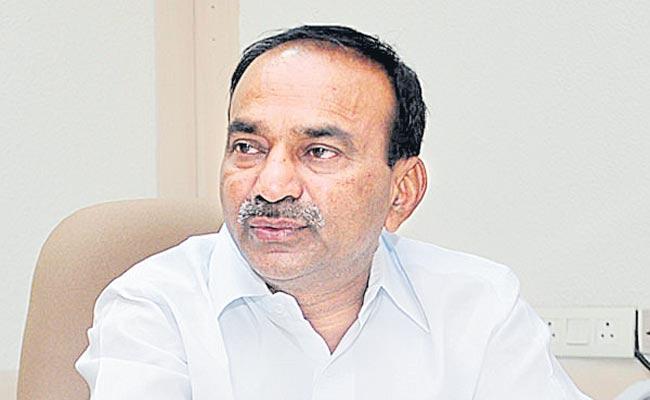 Treated As Slaves Sacked Telangana Minister Etela Rajender - Sakshi