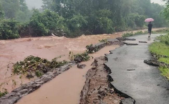 Maharashtra Floods: 32 Dead in Raigad Landslide - Sakshi