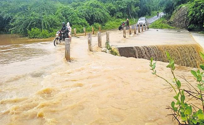 Heavy Rains In Andhra Pradesh for next two days - Sakshi