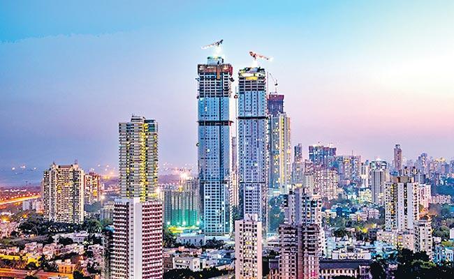Mumbai Report: Booming Real Estate Business Increased Luxury Flats Sale - Sakshi