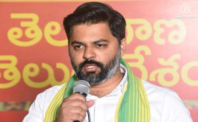 Devender Goud Son Also Joining The Congress Party - Sakshi