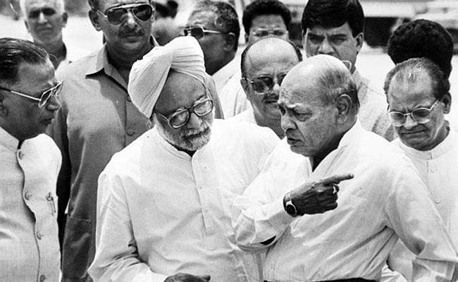 30 Years Of Economic Reforms PV And Manmohan Singh Did Wonders - Sakshi