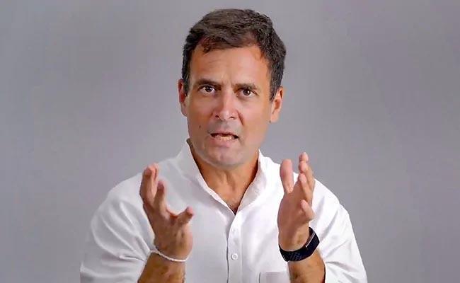 Rajyavardhan Singh Rathore Comments On Rahul Gandhi - Sakshi