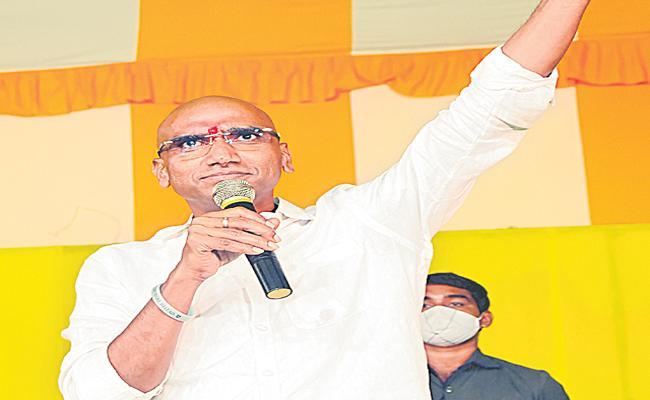 RS Praveen Kumar Comments On Police Case - Sakshi