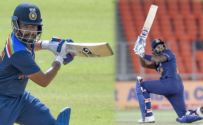 Prithvi Shaw Suryakumar Yadav To Join Indian Team In England - Sakshi