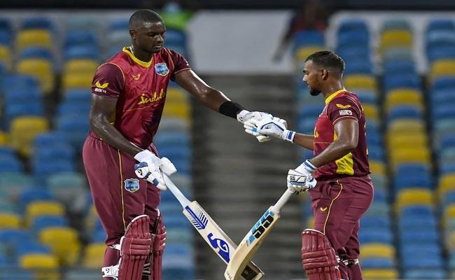 WI Vs AUS: Nicholas Pooran Captain Innings Helps Leveling ODI Series - Sakshi