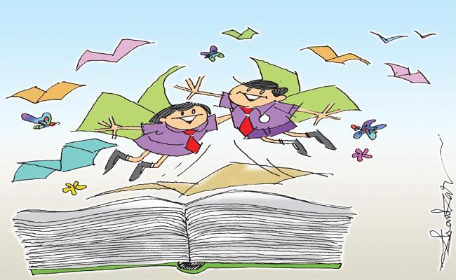 Vardhelli Murali Article On School Education - Sakshi