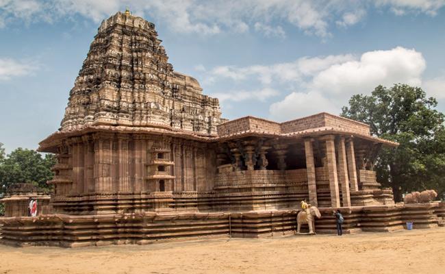 Unesco Declared Ramappa Temple As World Heritage Site  - Sakshi