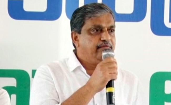 Sajjala Ramakrishna Reddy Comments On Chandrababu - Sakshi