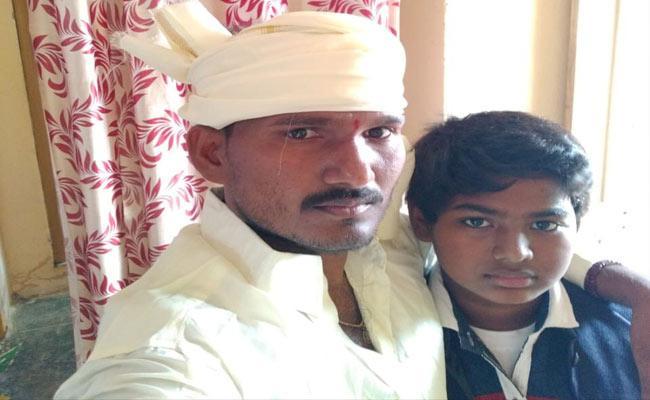 Family Selfdestruction In Nalgonda - Sakshi