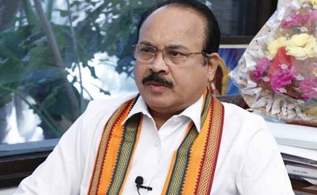 Huzurabad Bypoll: Peddireddy Key Comments After Resigns BJP - Sakshi