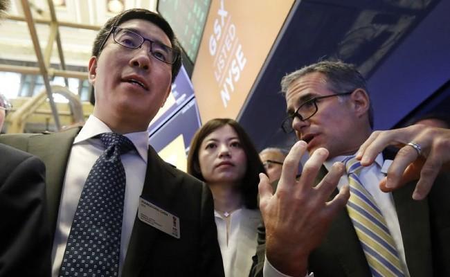 Chinese Billionaire Larry Chen Loses Billion Dollars Since Jan - Sakshi